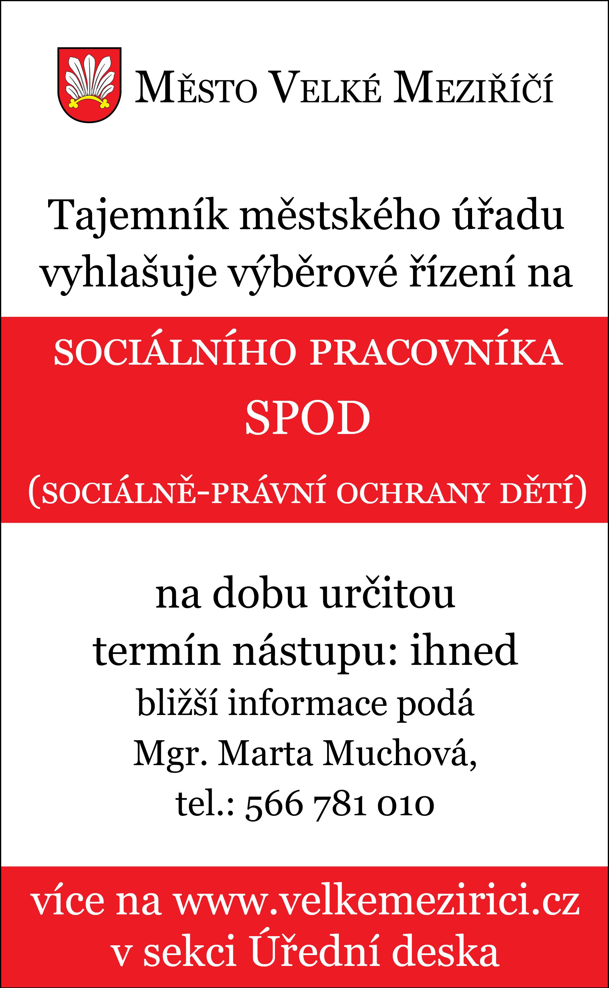 Soc. pracovník SPOD -září 2020
