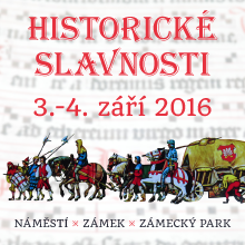 Historické slavnosti 2016