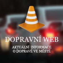 Dopravní web