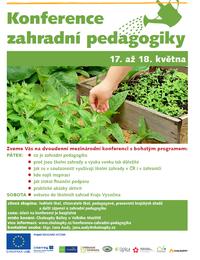 Zahradní pedagogika