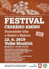 Festival kmínu