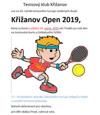 Křižanov open_2019