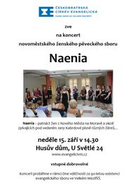 koncert Naenia