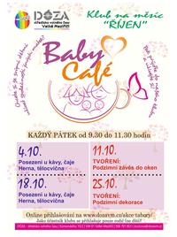 baby cafe_řijen