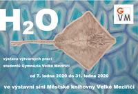 Výstava h2o