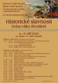 Plakát A2_Historické_slavnosti_2020_druhá_verze