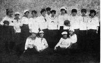 1921 hazena_zeny_archiv_Hazena_Velke_Mezirici