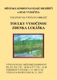 výstava obrazů_Lukášek