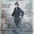 Setkání historických bicyklů v Balinách