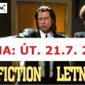 Letní kino v Luteránském gymnáziu - Pulp Fiction